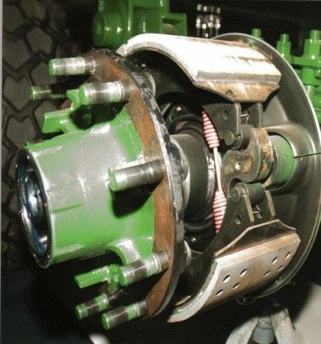 Commercial brakes