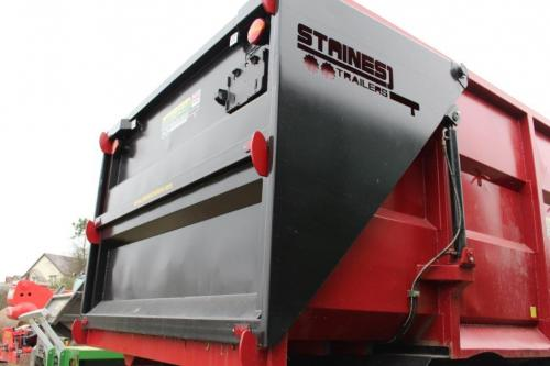 Silage Trailer - Hydraulic Tailgate